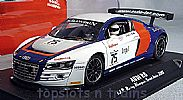Nsr-0029-AW AUDI R8 ULTRA BLANCPAIN SPRINT SERIES 2015 No75